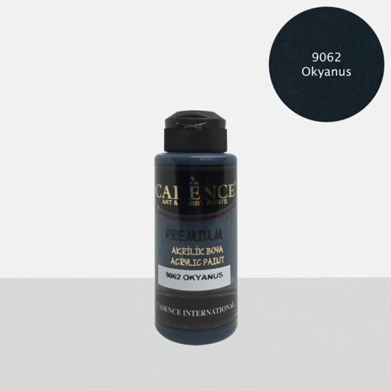 Cadence Akrilik Boya 9062-Okyanus 120ml