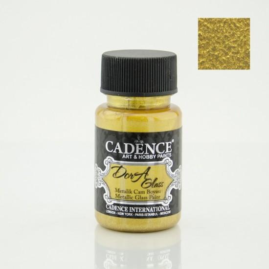 Cadence Dora Glass Metalik 3136-Rich Gold 50ml