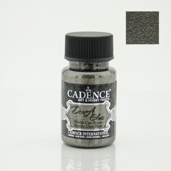 Cadence Dora Glass Metalik 3138-Antrasit 50ml