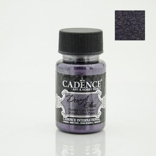 Cadence Dora Glass Metalik 3139-Koyu Orkide 50ml