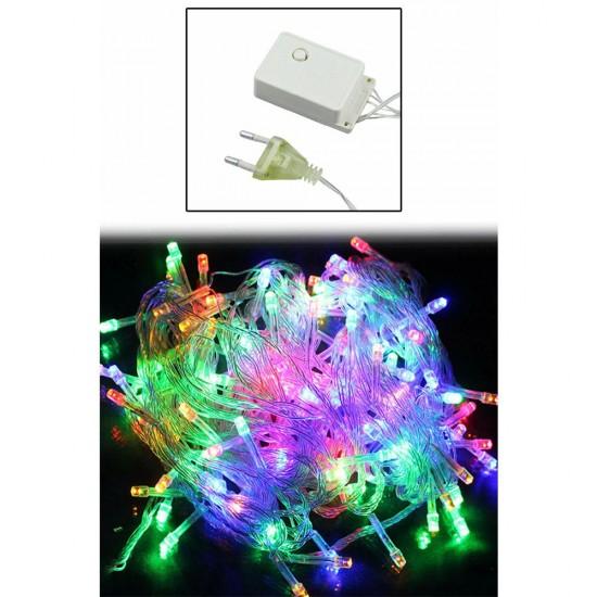 100 Ledli Dekor Lambası Şerit Led Işık 10M