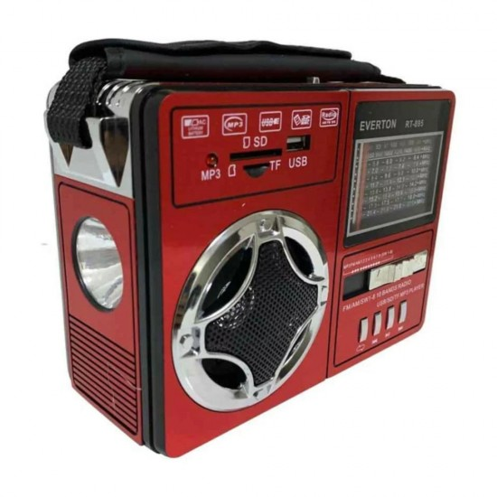 EVERTON RT-895 MÜZİK KUTUSU USB/SD/FM/SW