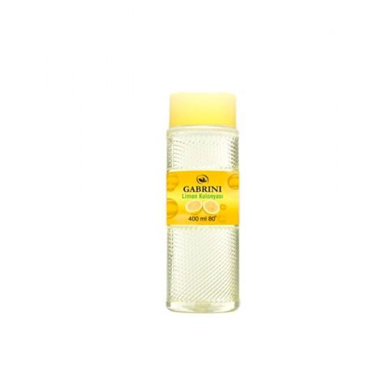 Gabrini 400 Ml 80 Derece Limon Kolonyası