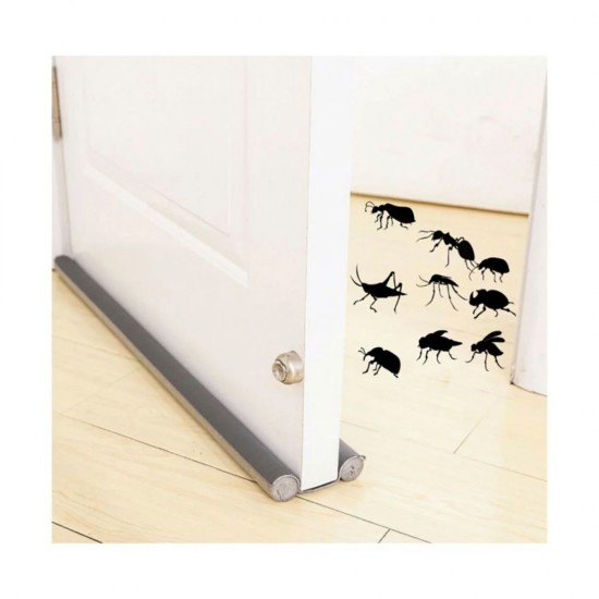 Çift Taraflı Kapı Altı Rüzgar-böcek-küçük Haşerat Geçirmez