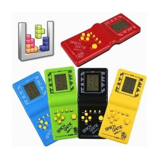 Nostaljik Oyuncak Tetris