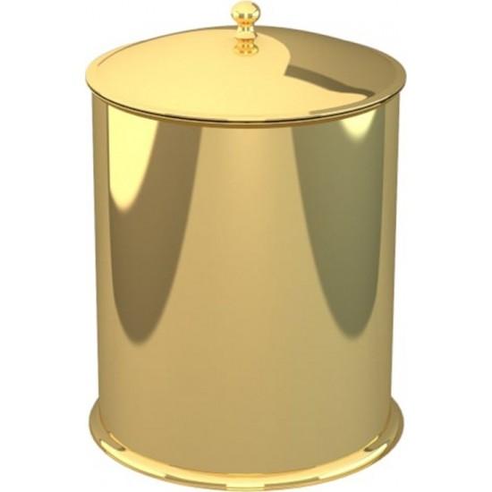 Lpd Altın Manuel Çöp Kovası