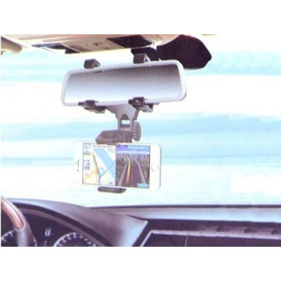 Pazariz Aynaya Takılan Araç İçi Telefon Tutucu