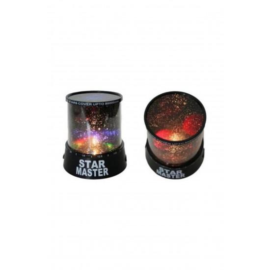 Pazariz Duvara Işık Yıldız Yansıtan Star Master Gece Lambası