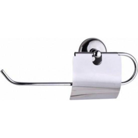 Pazar Shops Pazarshops Peçetelik Banyo Mutfak Kağıt Havlu Askısı Metal Kapaklı