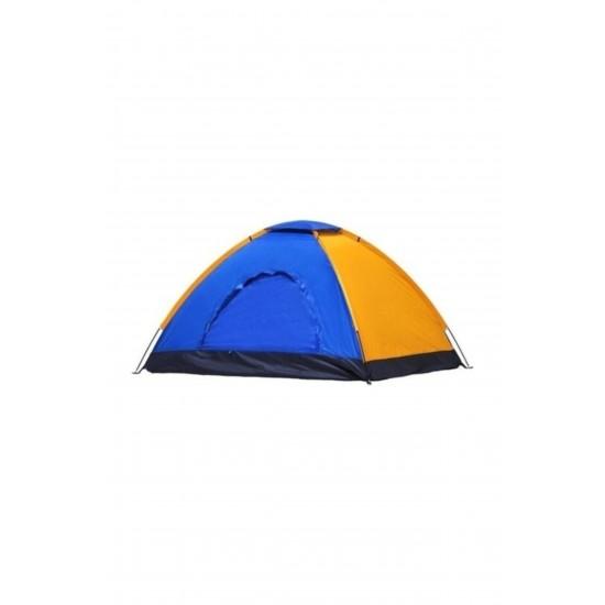 Pazariz 4 Kişilik Kolay Kurulum Kamp Çadırı