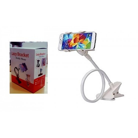 Pazariz Akrobat Telefon Tutucu Oynar Başlıklı (BEYAZ) (KUTULU)