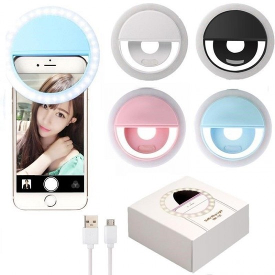 Pazariz  Selfie Işığı Light Ring 36lı Led Taşınabilir