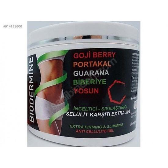 Biodermine Goji Berry Sıkılaştırıcı Selülit Jeli 500 ml
