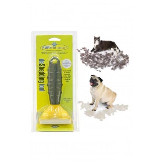 Pazariz Furminator Kedi / Köpek Tüy Taragı Medium 6,8 cm 0112
