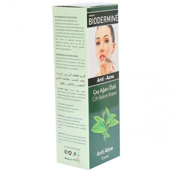 Biodermine Çay Ağacı Özlü Cilt Bakım Kremi 75 ML