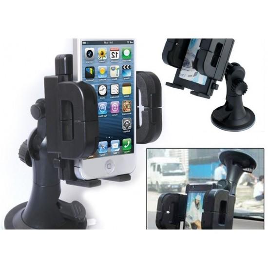 Pazariz araç içi Vakumlu Telefon Tutucu Holder