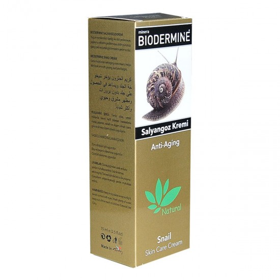 Biodermine Anti - Aging Salyangoz Kremi 75 ML