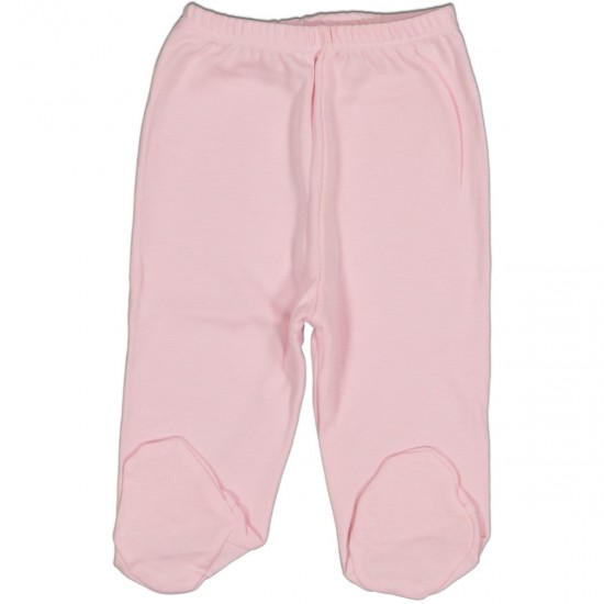 Pazariz  Bebe - Bebek  Alt Pijama (Patikli) Kız