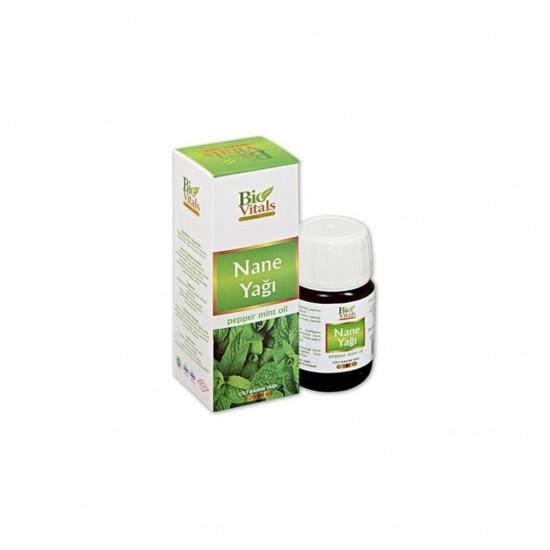 Bio Vitals Nane Yağı 20 ml