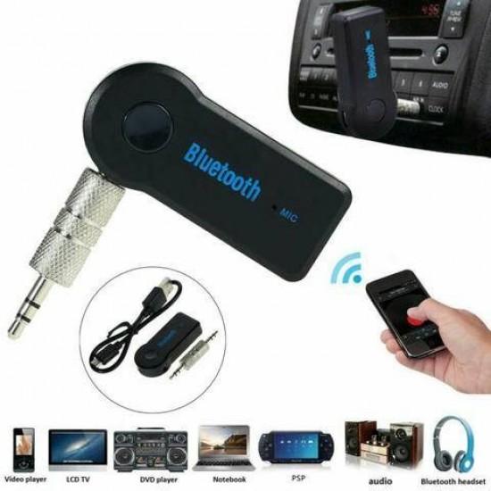 Pazariz Aux Car Bluetooth BİOATA_A1 Kablosuz Araç Bağlantı Kiti