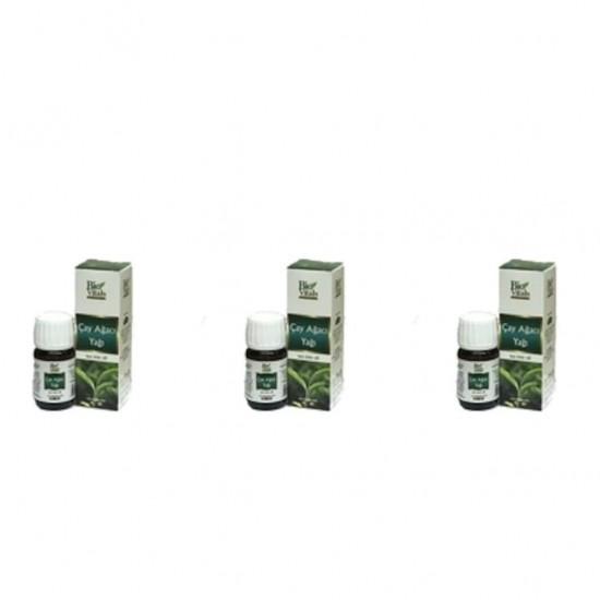 3 Adet Bio Vitals Çay Ağacı Yağı 20 Ml + 20 Ml + 20 Ml