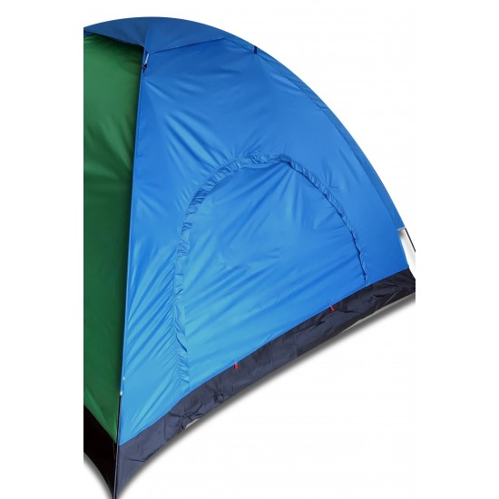 Pazariz 3 Kişilik Kamp Çadırı Su Geçirmez Çadır Tatil Plaj Deprem Çadırı