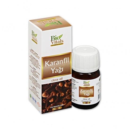 Bio Vitals Karanfil Yağı 20 ml