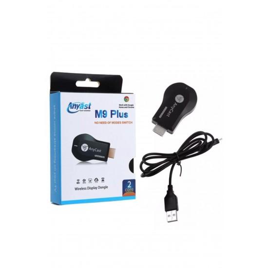 Pazariz Anycast M9 Plus 2020 Full Hd Hdmi Kablosuz Görüntü Ve Ses Aktarıcı
