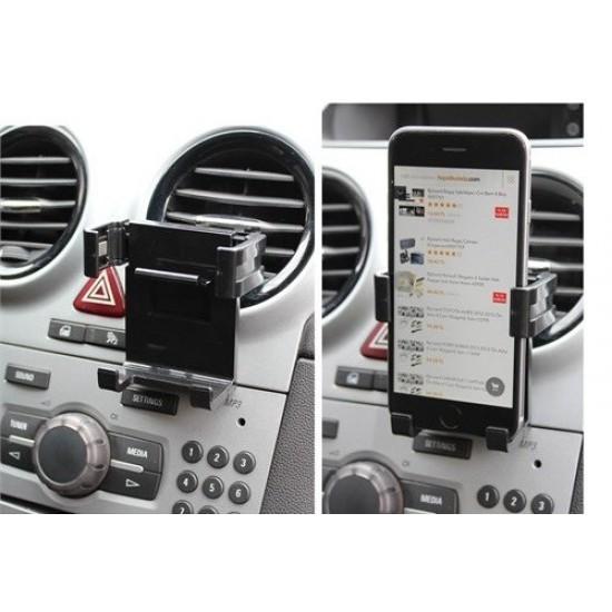 Pazariz Araba Klimasına Takılan Telefon Tutucu