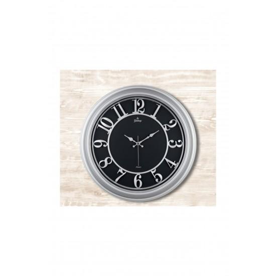 Pazariz Bebo Store Premium Kabartma Rakamlı Duvar Saati