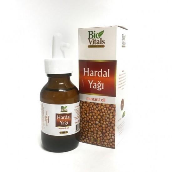 Bio Vitals Hardal Yağı 50 ML