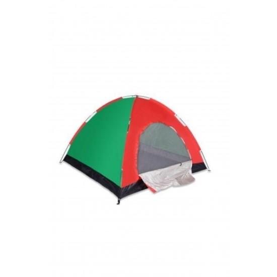 Pazariz 6 Kişilik Tam Otomatik Kurulum Kamp Çadırı 220 X 250 X 165 cm