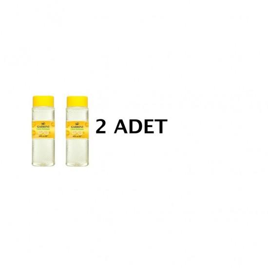 Pazariz 2 ADET  Kolonya 400 ml S.Limon 80 DERECE+Hijyenik Eldiven