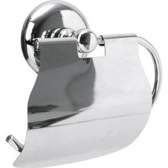 Arı Metal Kapaklı Wc Tuvalet Kağıdı Tutacağı