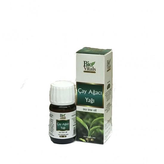 Bio Vitals Çay Ağacı Yağı 20 Ml