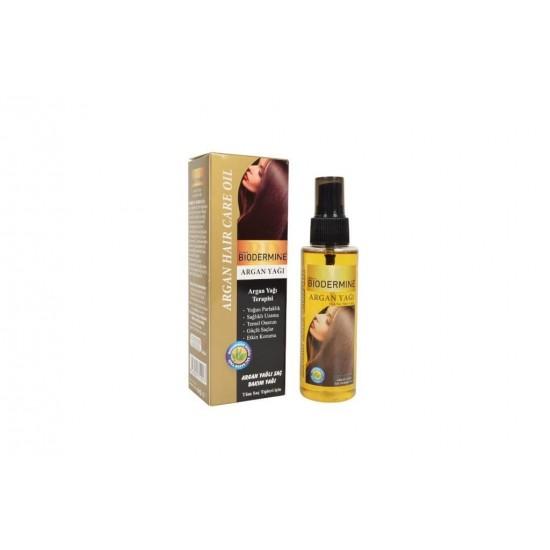 Biodermine Argan Yağlı Saç Bakım Yağı 100 ml Saç Bakım Ürünleri