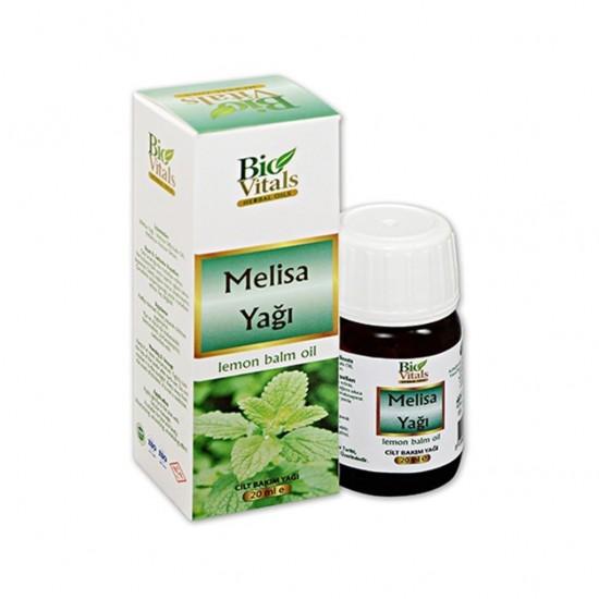 Bio Vitals Melisa Cilt Bakım Yağı 20ml