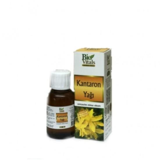 Bio Vitals Sarı Kantaron Yağı 50 Ml