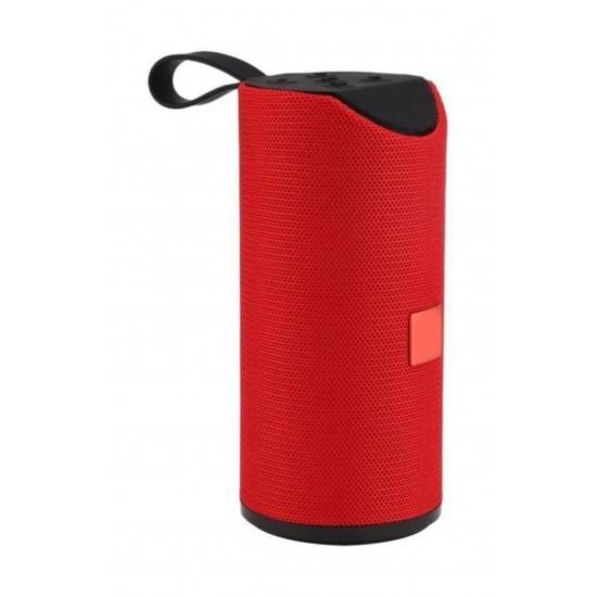 Pazariz  Tg113 Bluetooth Kablosuz Hoparlör Fm/sd Kart Girişli Speaker Kırmızı