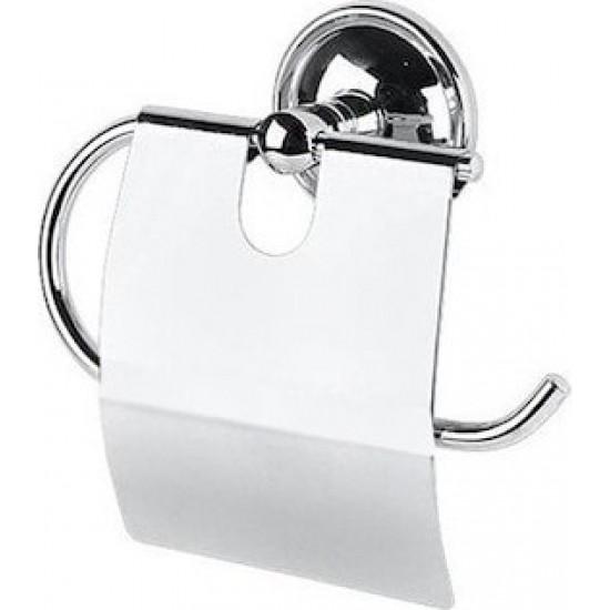 Fitfiyat Havluluk Banyo Wc Kapaklı Tuvalet Kağıdı Krom