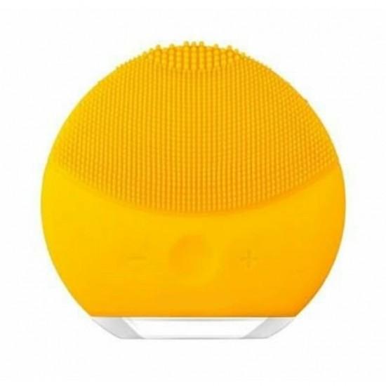 Pazariz  Titreşimli Yüz Temizleme Cihazı YüzMasaj Aleti Makyaj Temizleyici
