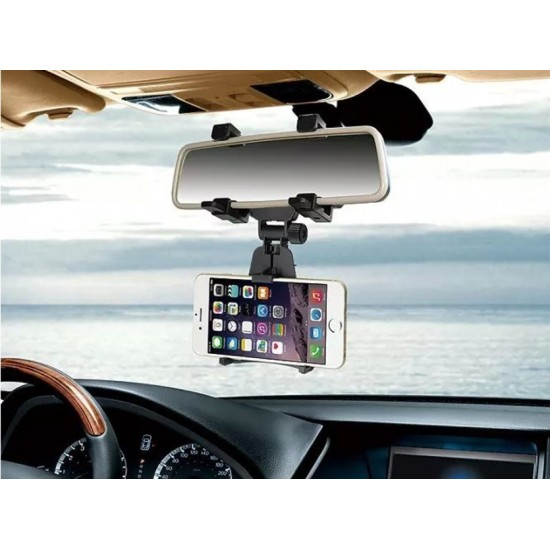 Pazariz Araba Dikiz Aynasına Takılan Telefon Tutucu