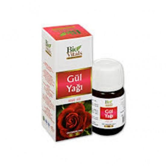Bio Vitals Gül Yağı 20 ml
