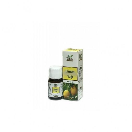 Bio Vitals Limon Yağı 20 ml