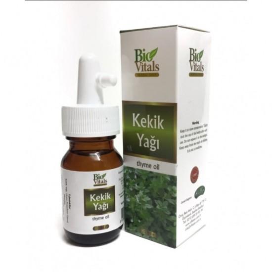 Bio Vitals Kekik Yağı 20 ML