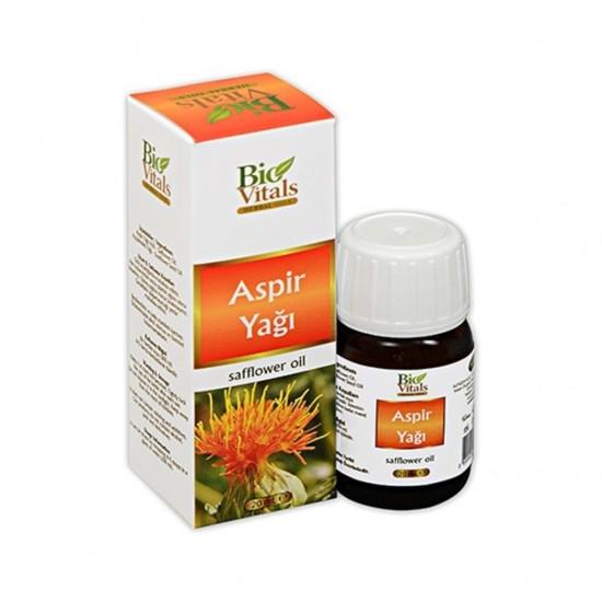 Pazariz Bio Vitals Aspir Yağı 20ml