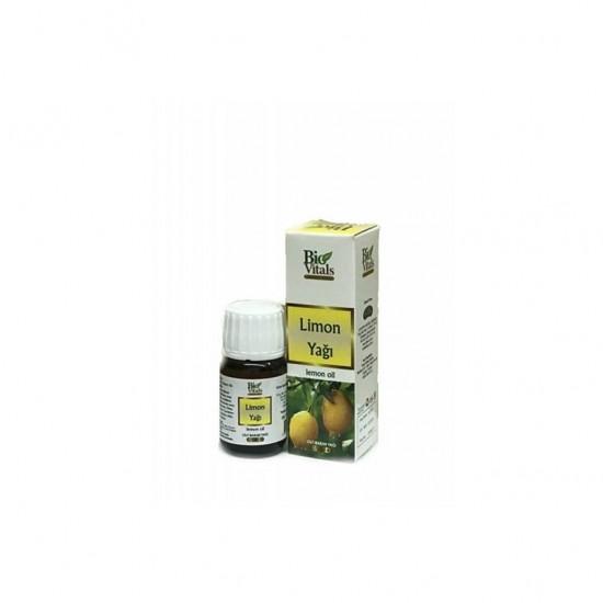 Pazariz Bio Vitals Limon Yağı 20 ml
