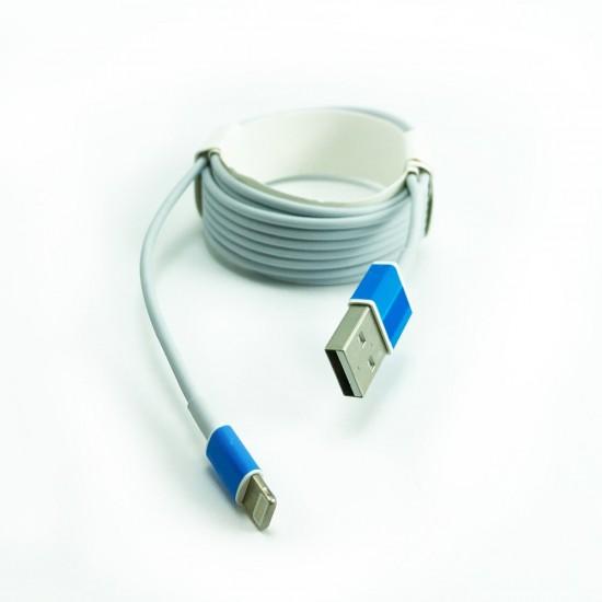 Pazariz  ios İOS Uyumlu 3 Metre Uzunluk Kablo