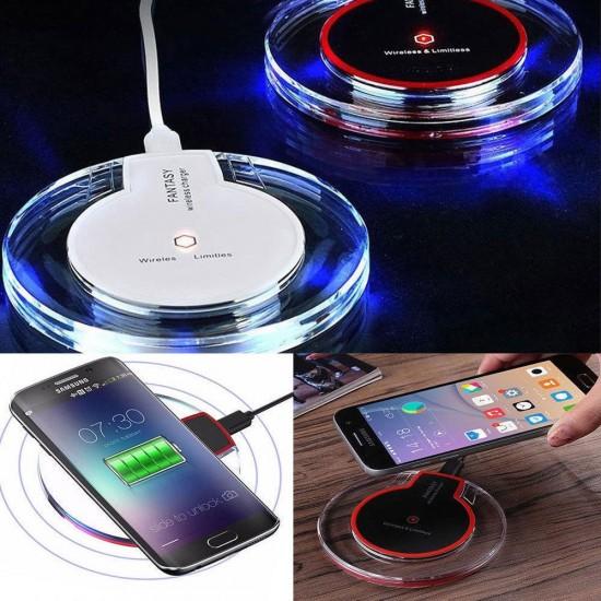 Pazariz Fantasy Qi Wireless Kablosuz Şarj Cihazı