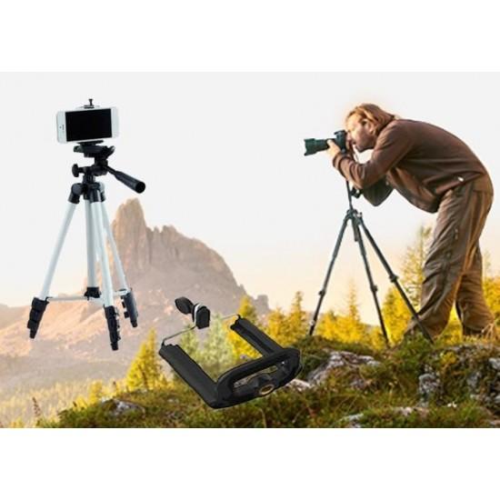 Pazariz Cep Telefonu Kamera Tripodu 140 Cm Tripod Ayağı